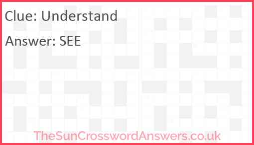 Understand Answer